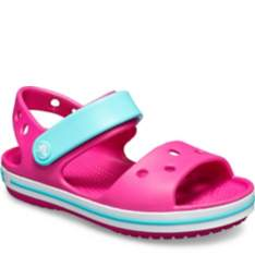 Kids Crocs Crocband™  Sandal Candy Pink/Pool