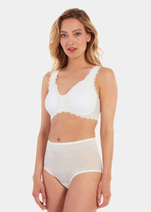 DREAM BRA LACE White