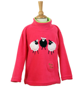 Sheep Trio  Fleece  Style 1442 with sound  effect