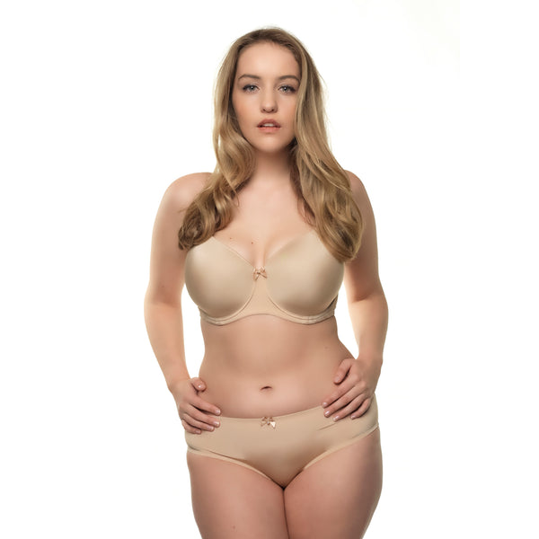 FARO Nude Hipster with lace details  20.37.7525