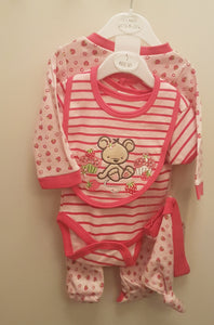 Baby Girls 5 piece Set GFT/F1685