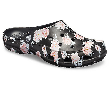 Womens  Crocs  Freesail Printed  Clog