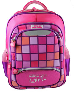 Girls Back Pack Super Girl design by  Freelander