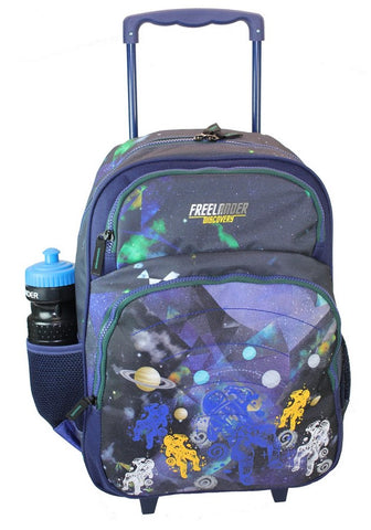 Boys Trolley Back Pack Discovery by  Freelander