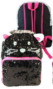 Girls Animal Sequences BackPack By  Freelander