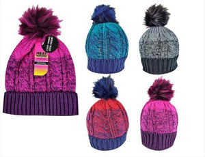 ladies knitted  hats
