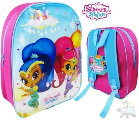 girls shimmer & shine backpack