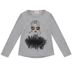 UBS2 GIRLS LONG SLEEVE TEE H209202