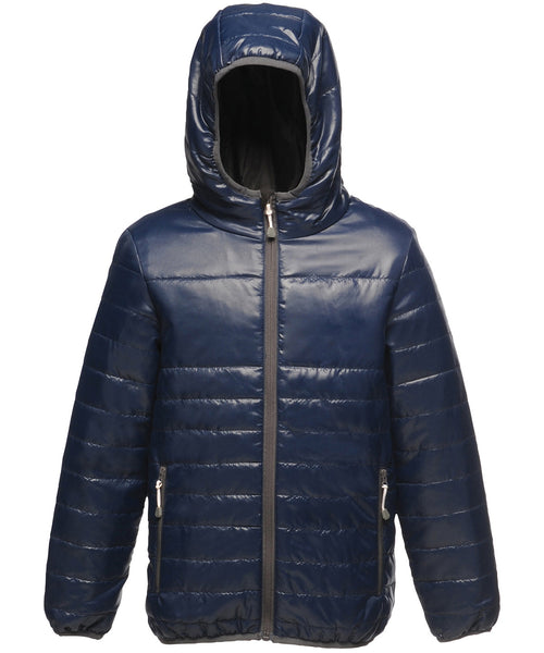 Regatta Kids Stormforce junior soft padded jacket RG245