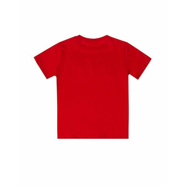 UBS2 Boys Red Short Sleeved TShirt