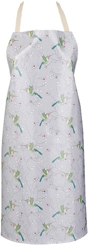 PVC Wipeable Hummingbirds Apron by Cooksmart
