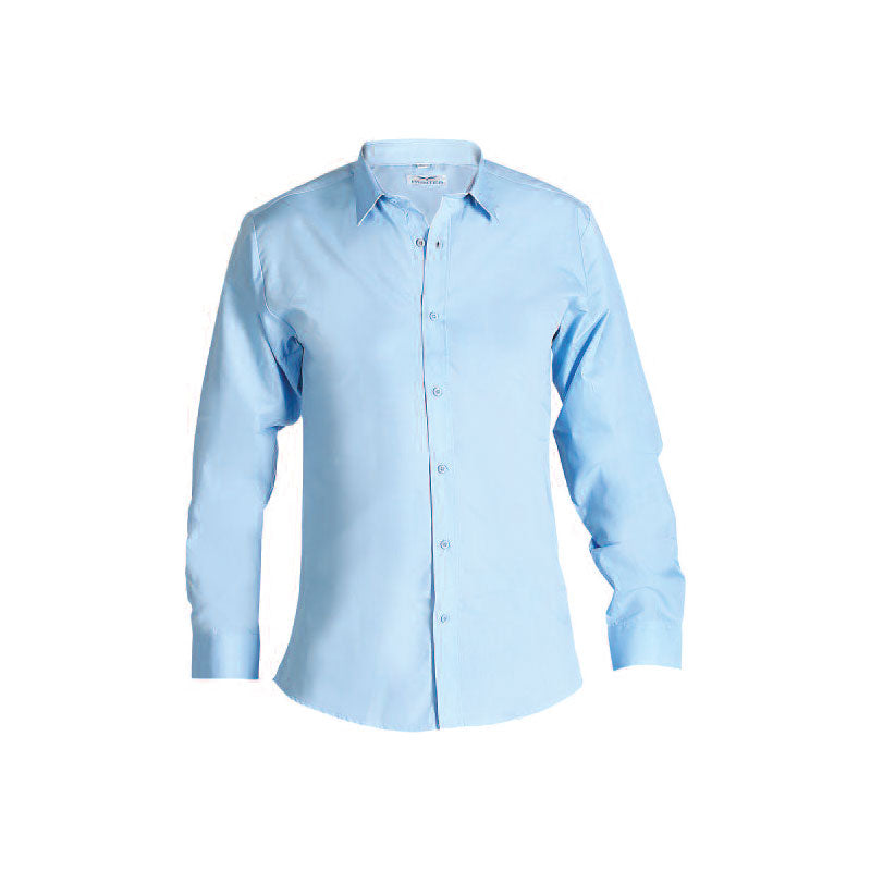 school  shirt  blue