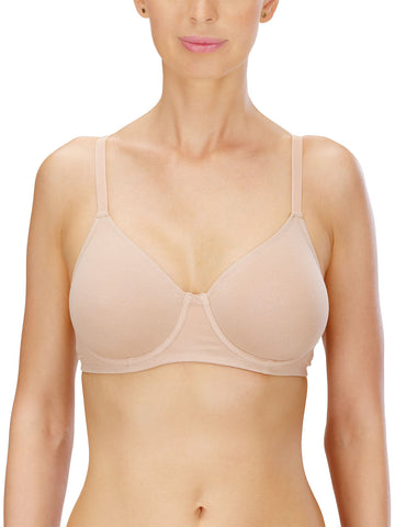 NATURANA Underwired Cotton Rich Bra Style 7586