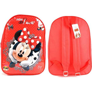 minnie  mouse schoolbag