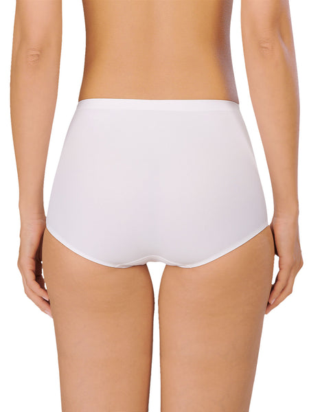White High-Waist Brief  By Naturana
