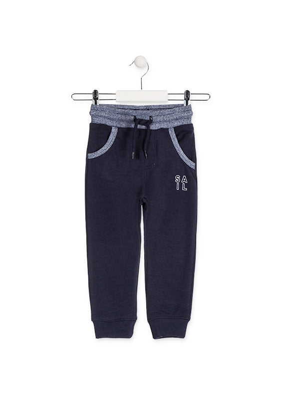 Losan Boys Tracksuit bottoms ss19