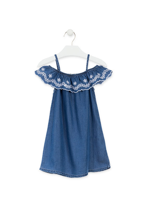 Losan  Girls Denim dress ss19