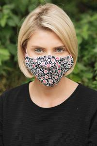Jessica Graaf Adults Fashion Face Mask