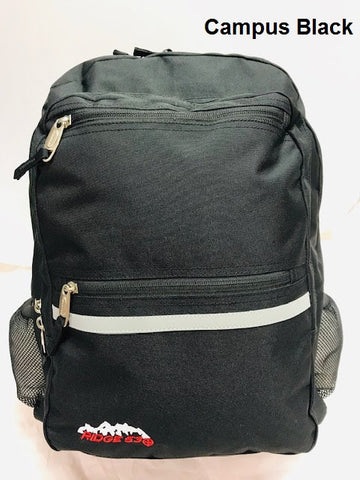 Ridge53  Backpack  style  Campus Black