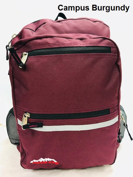 Ridge53  Backpack  style  Campus Burgundy