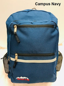 Ridge53  Backpack  style  Campus navy