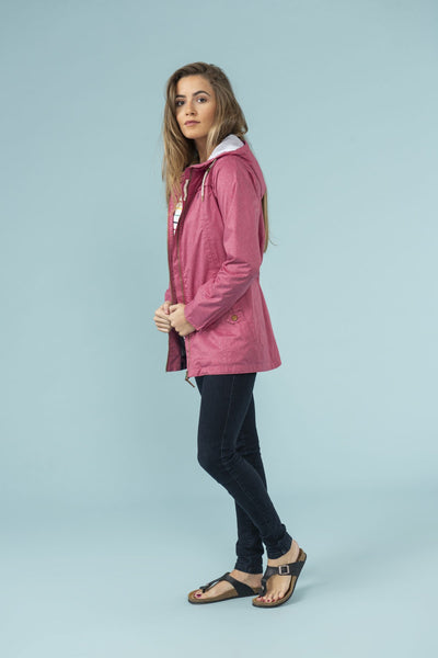 Waterproof Ladies  Jacket style  Cora by  Lighthouse