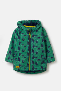 Ethan Jacket - Monkey Sloth Print
