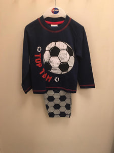 Kids  Football Pyjamas