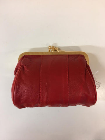 Ladies Coin Purse with  Clasp FL13