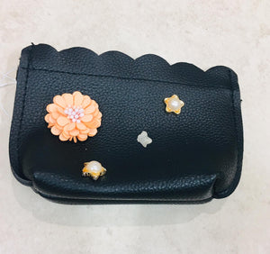 Coin  Purse  with  Flower  Details RL2801