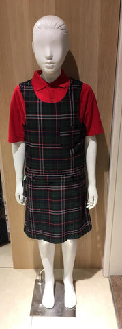 St Clare's NS Cavan  Pinafore  Style  21465