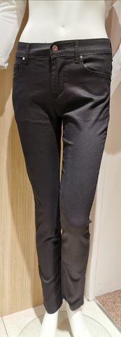 ladies  black  jeans
