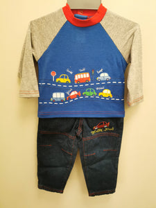 toddler  boy  jeans  set