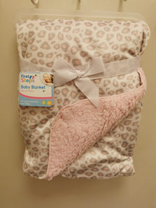 baby girls  blanket