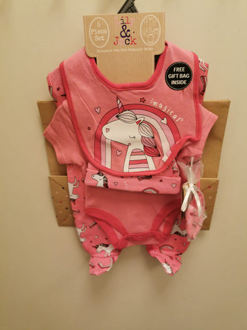 baby girls  5  piece  set