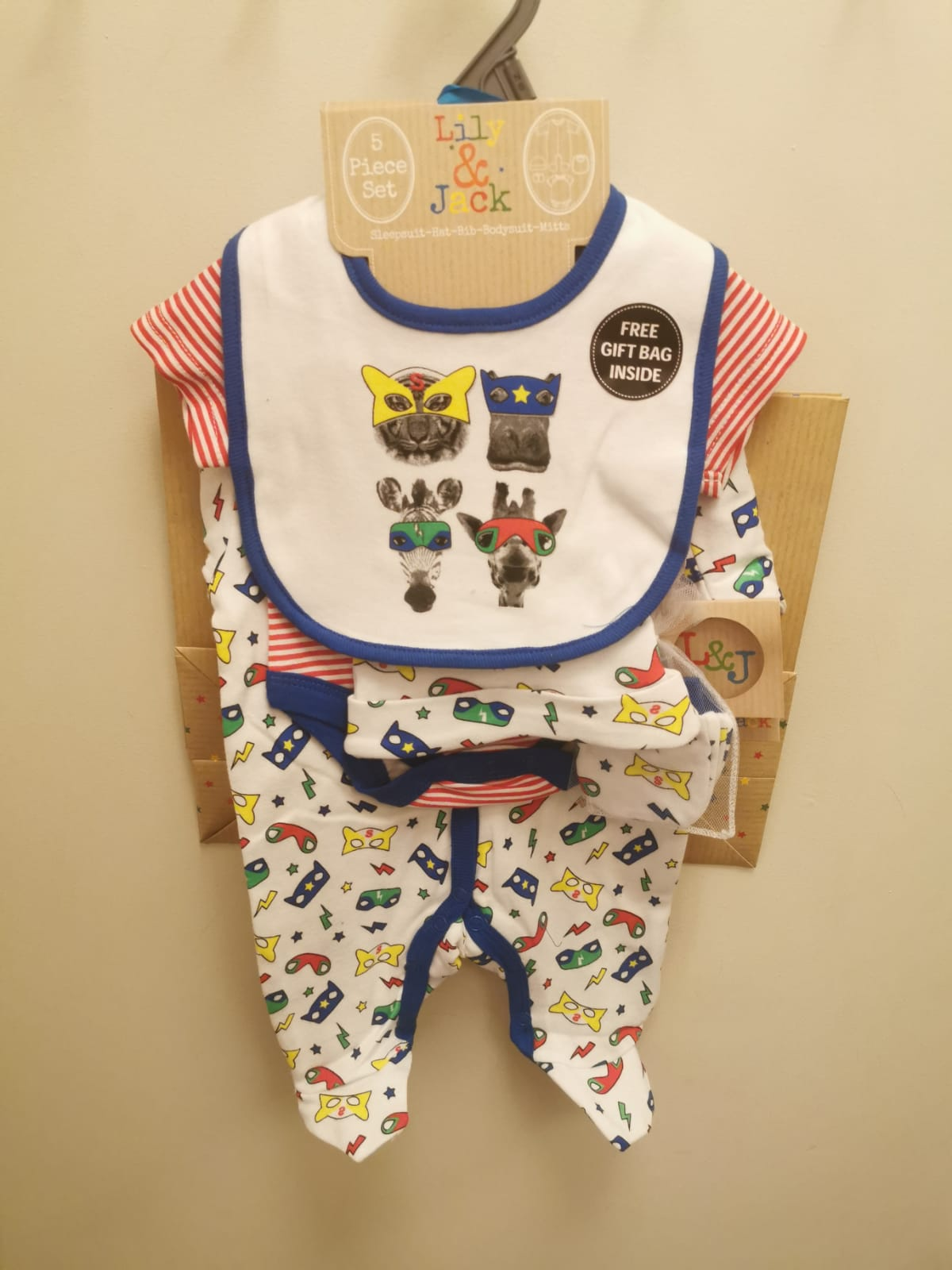 baby  boy 5 piece  gift  set ireland