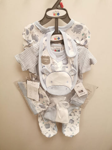 Little Bro Baby Boy 7PC Set 45JTC8197