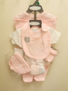 Cutey Pie Baby Girl 7 Piece Set  40JTC8187