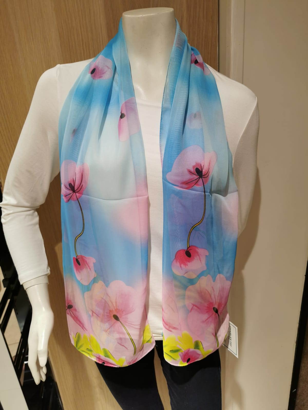 ladies summer scarves