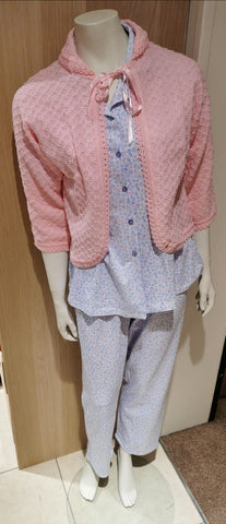 ladies bedjacket