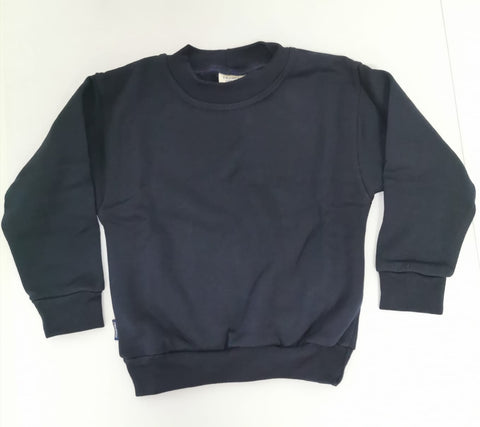 school navy track suit top