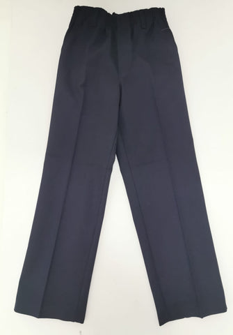 all elastic primary school trousers