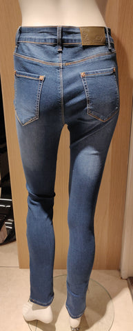 Ladies Blue Jeans THS1602BJ by KY Creation