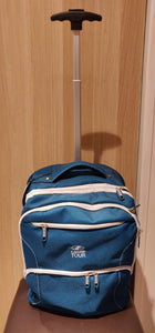 Portland Casual Wheelie Backpack 36p712