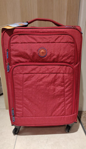 Portland  Superlight Weight Trolley Case 36p722a