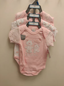 Baby Girls 3 Pack Vests 45JTC1003SG