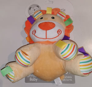 Baby Animal Rattle Toy – Lion
