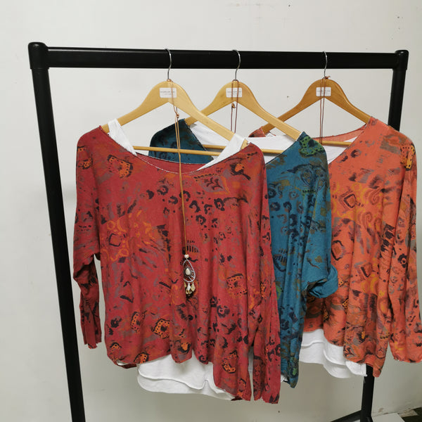 womens one size tops