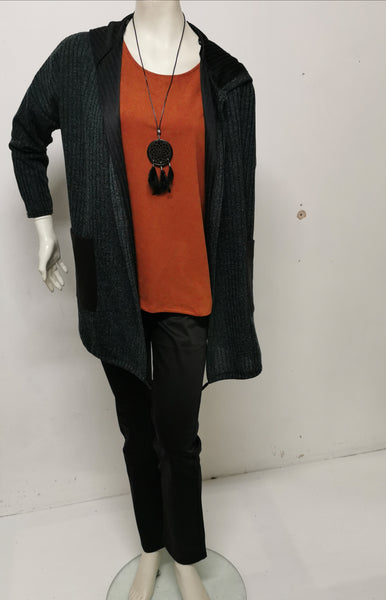 ladies one size cardigan