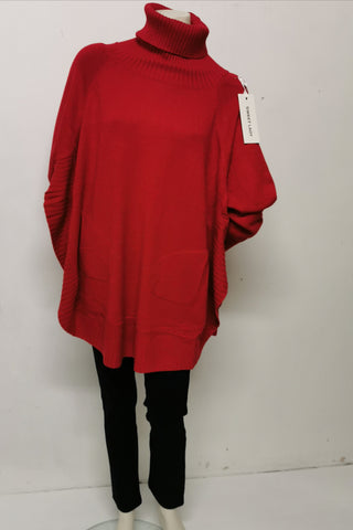 ladies oversized knitwear